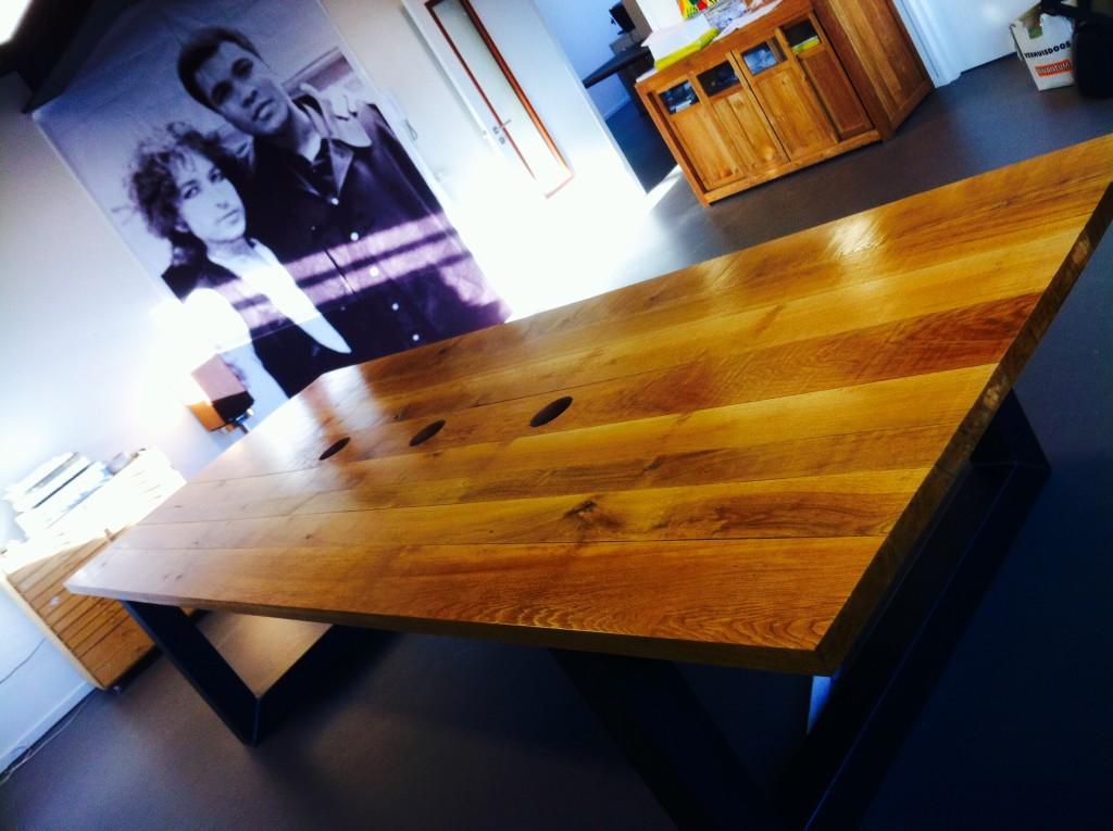 industriele tafel-eikenhout-staal-industrieel-kantoor-werkplek-treet-deventer