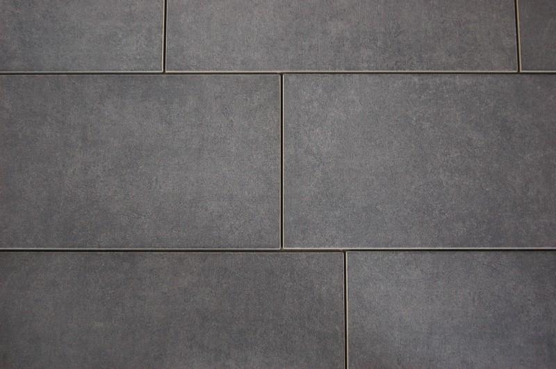 Vloertegel 30x60 mod 39 italy beton black treet - Tegel patroon badkamer ...