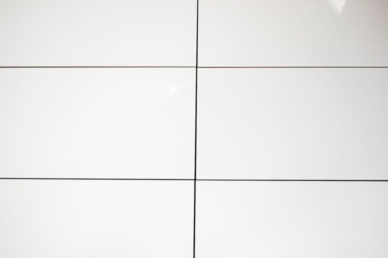 Super Wandtegel 30x60 CeramicTiles Wit Glans Gerectificeerd - Treet  XE19